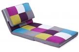 Gästebett Schlafsessel Klappmatratze in Multicolor