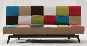 schlafsofa bunt multicolor test jetzt ansehen. Black Bedroom Furniture Sets. Home Design Ideas
