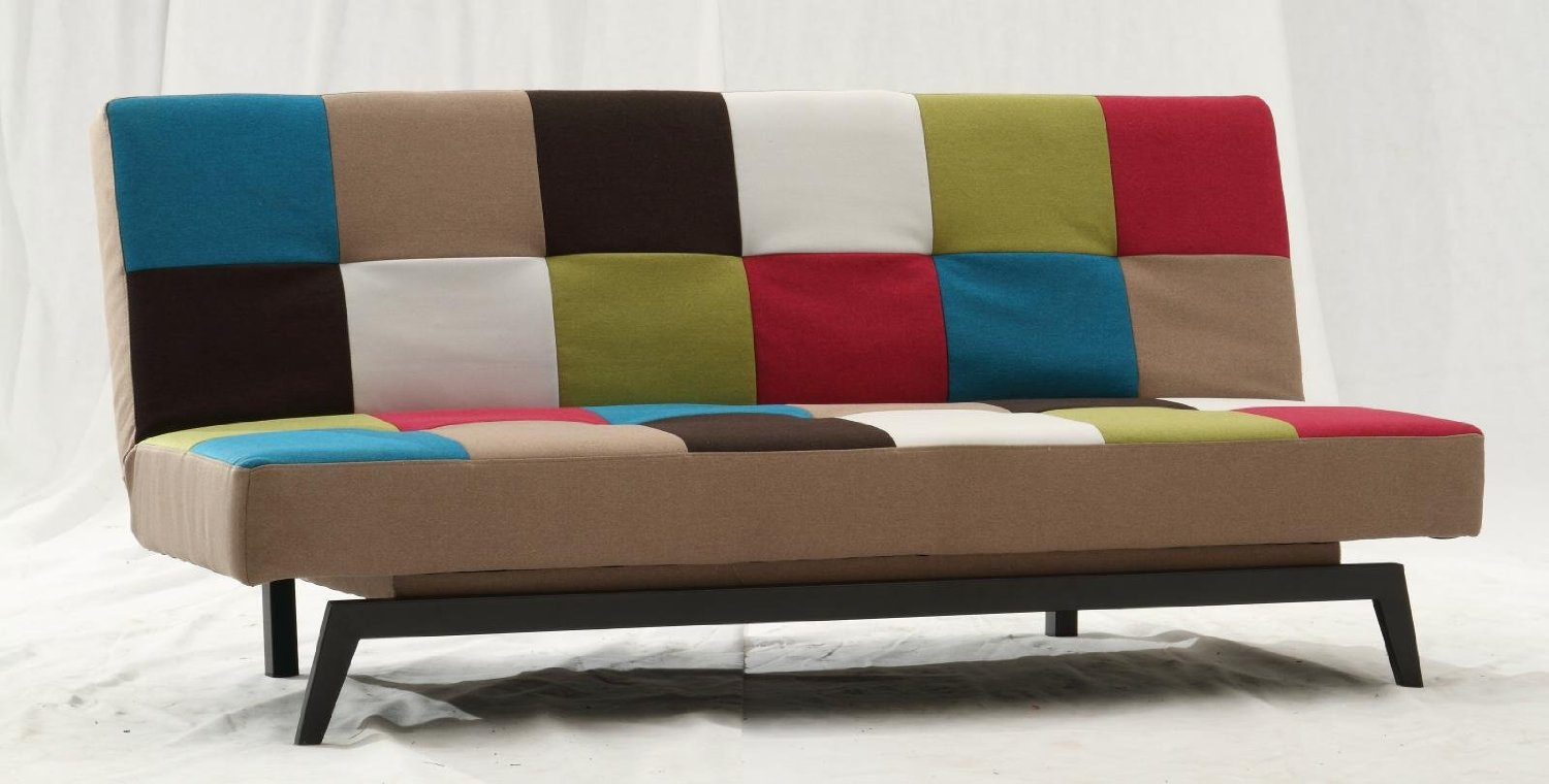 Schlafsofa bunt multicolor test jetzt ansehen for Schlafcouch